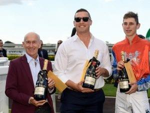 Gollan's top horses to trial at Doomben