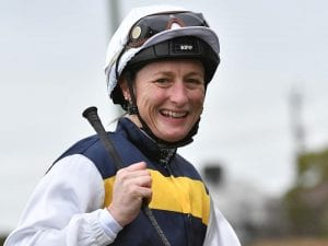 Linda Meech opens new season with a treble