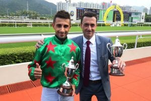 Douglas Whyte and Alberto Sanna