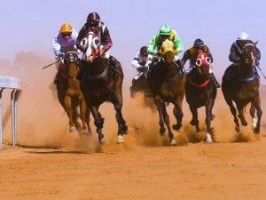 Rural NSW racing