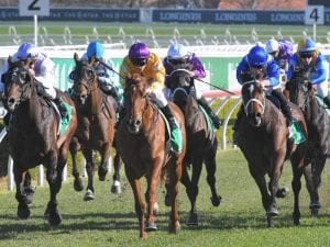 Coongy last chance to get in Caulfield Cup