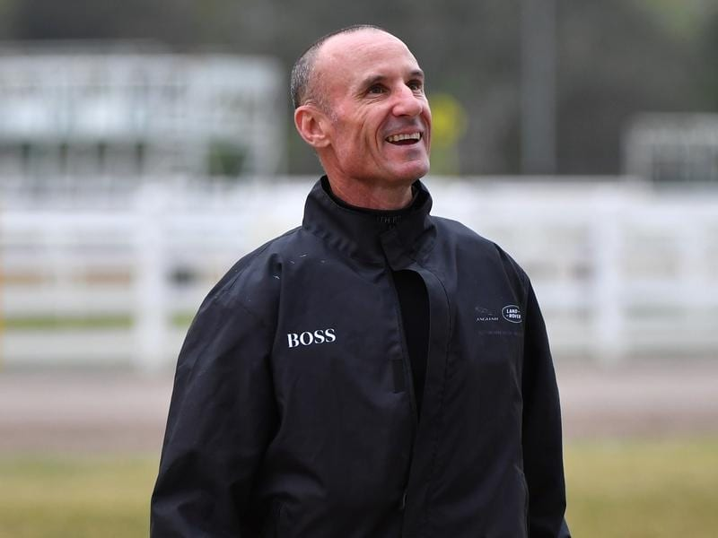 Glen Boss has been booked to ride Constantinople in the Melbourne Cup.