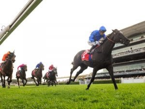 Avilius gets another look at Caulfield