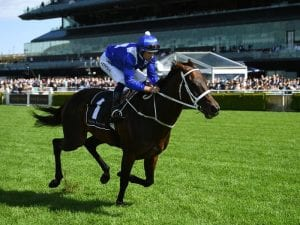 Winx named Horse of year for fourth time