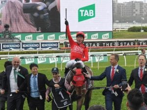 Redzel tunes up for Everest with trial win