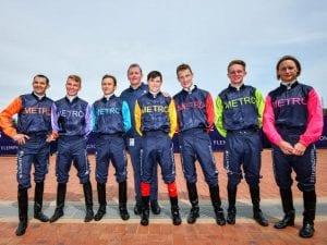Victorian jockeys