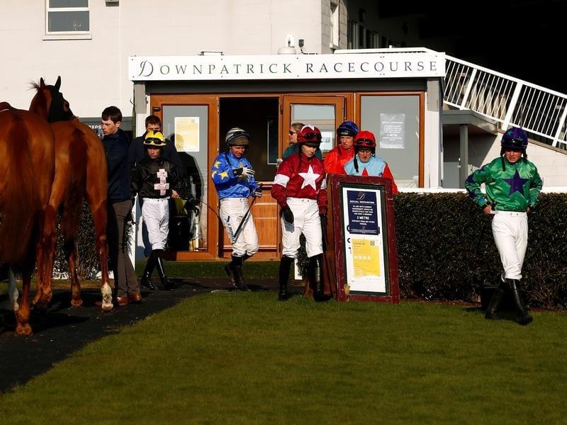 racing shut down N. Ireland