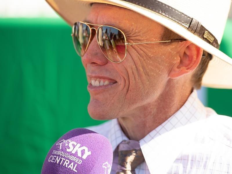 Queensland trainer Chris Munce