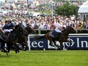 Epsom racing