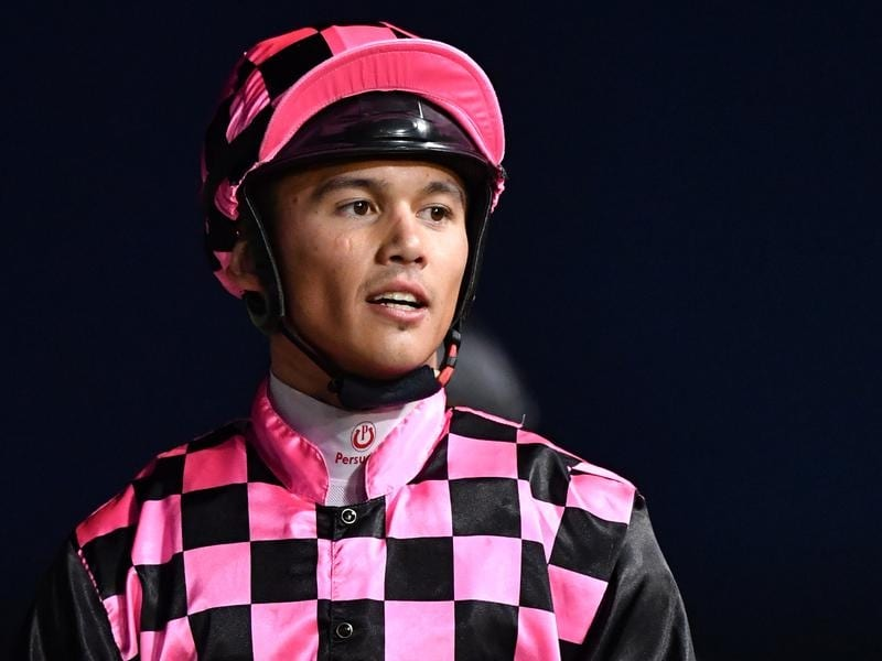 Jockey Matt McGillivray