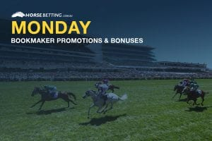 Horse betting bonus bets for Monday 25th May 2020
