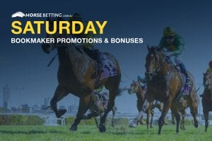 Horse betting bookmaker bonus bets for Saturday 30th May 2020