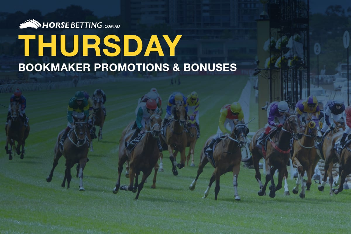 Horse betting bookmaker promos for Thursday 21st May 2020