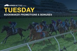 Horse betting bonus promos for Tuesday 2nd June 2020