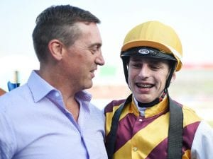 Tony Gollan and Baylee Nothdurft