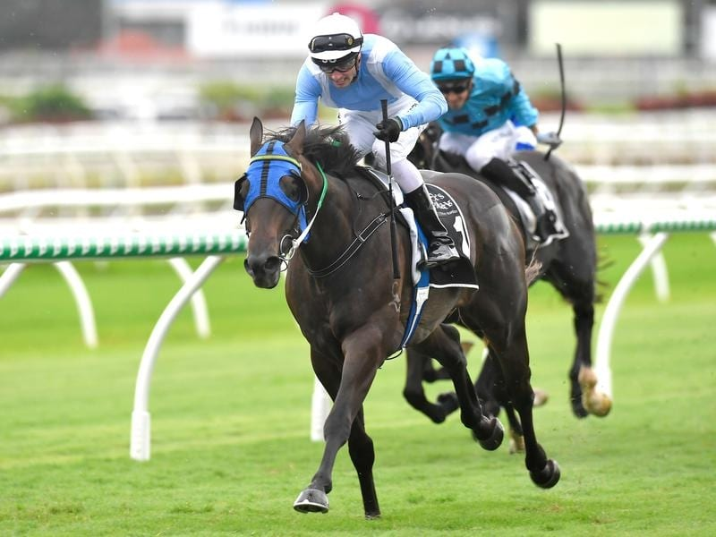 Master Jamie faces weight challenge at Eagle Farm