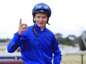 Gun jockey James McDonald will ride at Eagle Farm on Thursday January 14