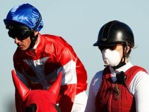 Mandatory face masks at Victorian racecourses