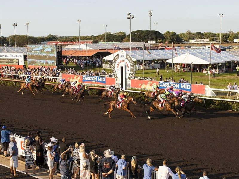 Darwin Cup Day racing