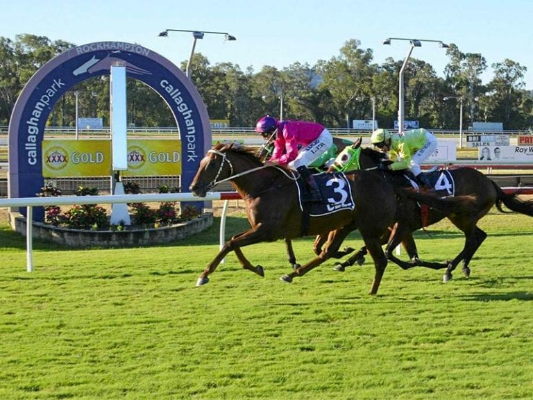Rockhampton racing news