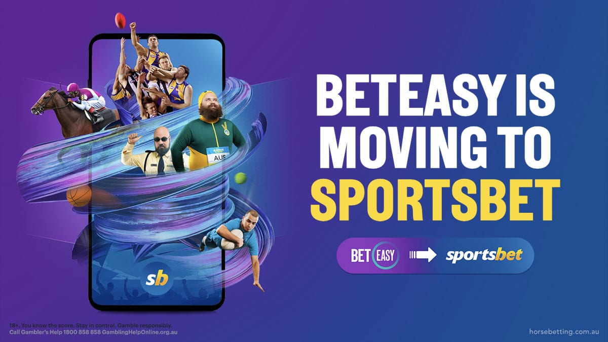 Beteasy is moving to sportsbet