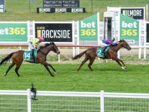 Horse racing at Kilmore