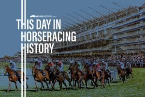 Horse Racing History: This day in Racing 21st February