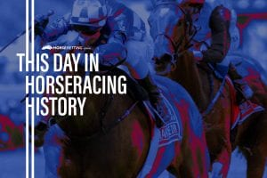 Horse Racing History: This day in Racing 13th February