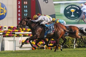 Punt Drunk : Golden Sixty A Class Above The Rest At Sha Tin