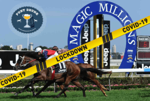 Punt Drunk : Is Magic Millions In Doubt After Brisbane Lockdown?