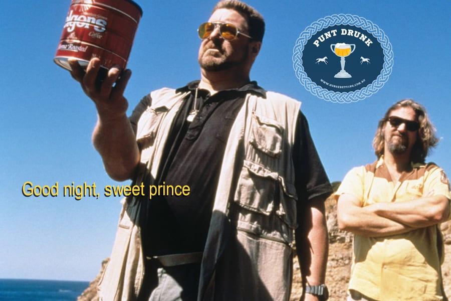 The Big Lebowski - Goodnight, sweet prince