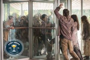 Revolving door - The Walking Dead