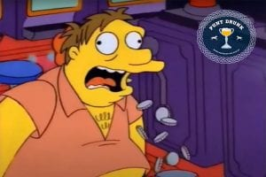 Barney Gumble - The Simpsons