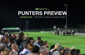 Cranbourne Punters Preview