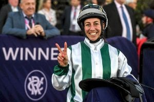 Carleen Hefel Makes It A Day To Remember At Flemington
