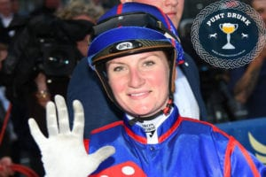 PuntDrunk: Jamie Kah shows the boys how it is done at Caulfield!