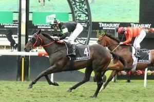 Private Eye Makes Impressive Run Home To Win Queensland Guineas
