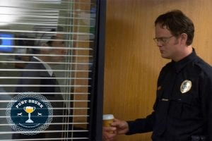 The Office - urine test