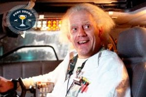 Doc Brown - Back to the Future