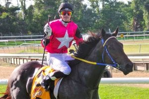 Rockhampton jockey Ash Butler
