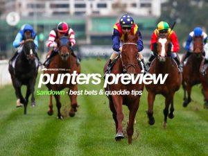 Sandown Hillside betting tips & odds | Wednesday, September 8