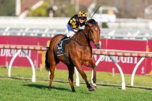 Behemoth wins back-to-back Memsie Stakes