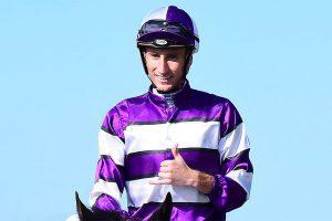 Queensland jockey Luke Dittman