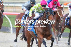 Ballarat racing tips, top odds & quaddie | Tuesday, August 31