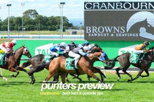 Cranbourne racing tips & best value bets | Sunday, September 12