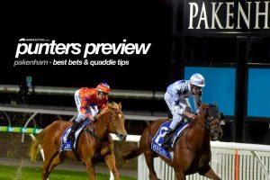 Pakenham tips, value bets & quaddie picks | Friday, October 15