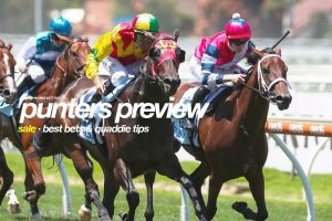 Sale betting tips, value bets & quaddie | Wednesday, October 6