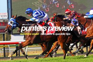 Sunshine Coast betting preview, tips & quaddie | Sunday, 08/08/21