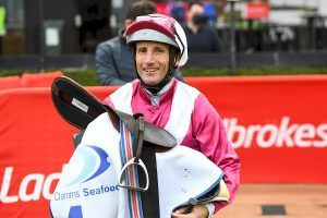 Damien Oliver wins Feehan Stakes