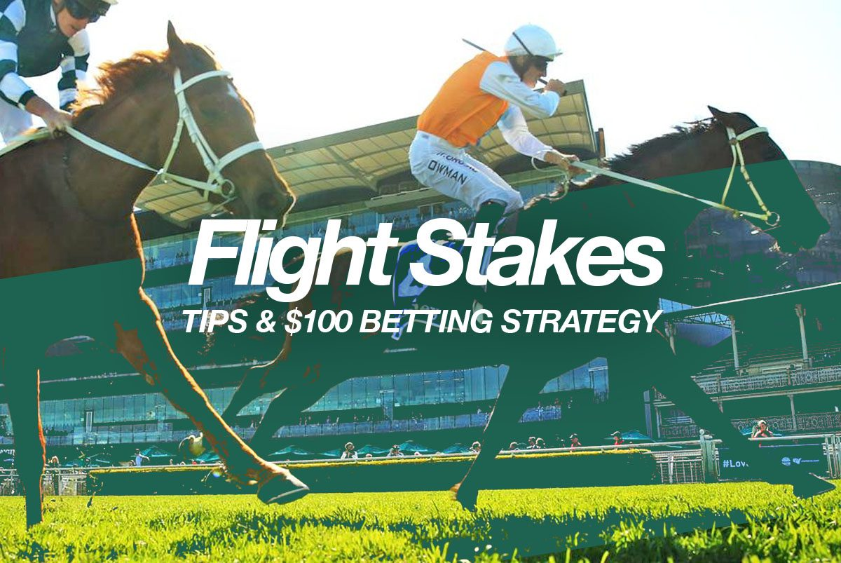 Flight Stakes tips